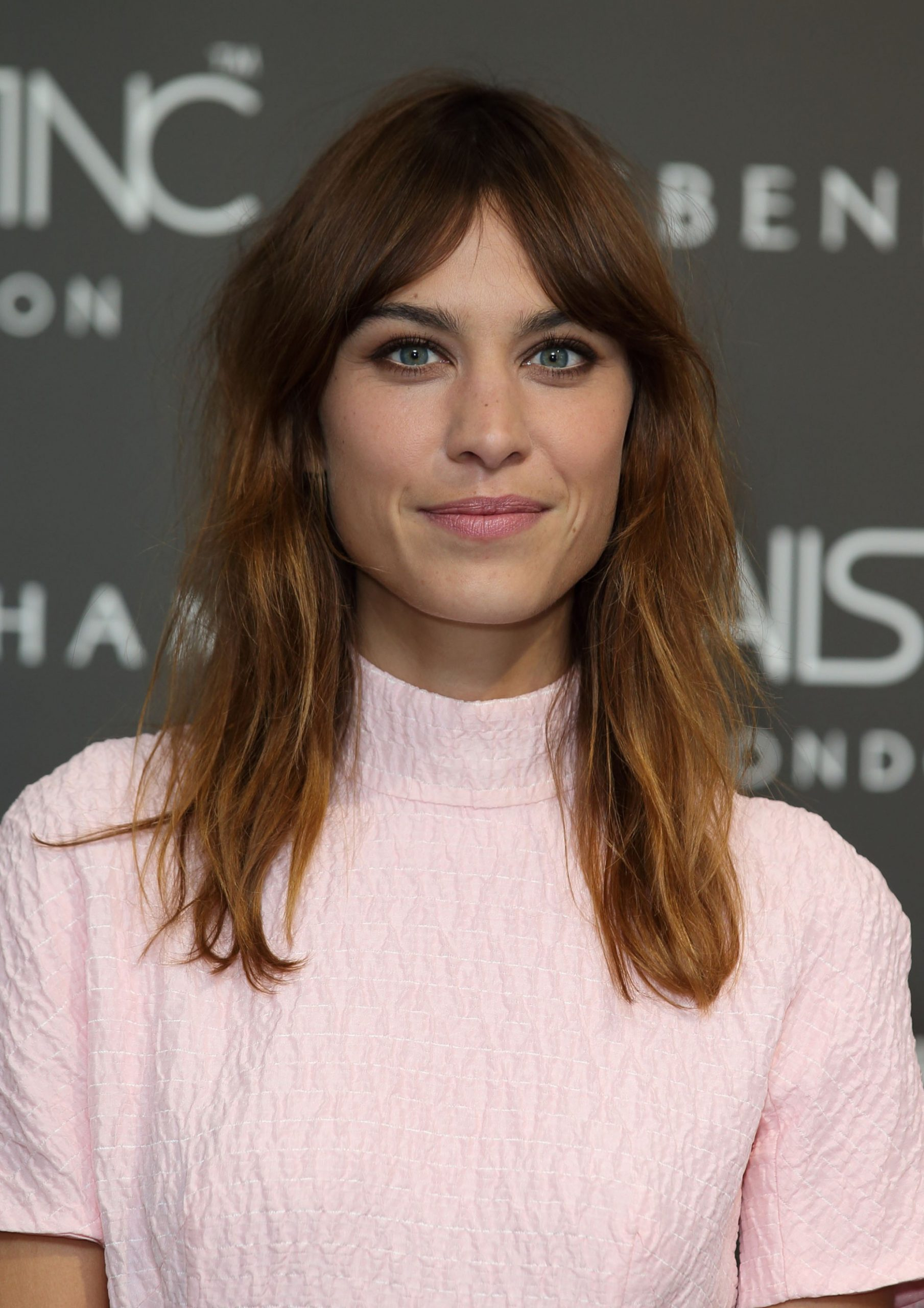 Middle Parted Bangs: Why You Should Love Them Long Parted Bangs