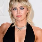 Miley Cyrus Gets Pixie Mullet Haircut While Quarantining With Mom Miley Cyrus Short Haircut