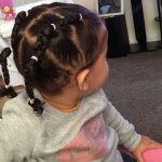 Mixed Toddler Hairstyles Kids Curly Hairstyles, Baby Girl Biracial Hairstyles For Toddlers
