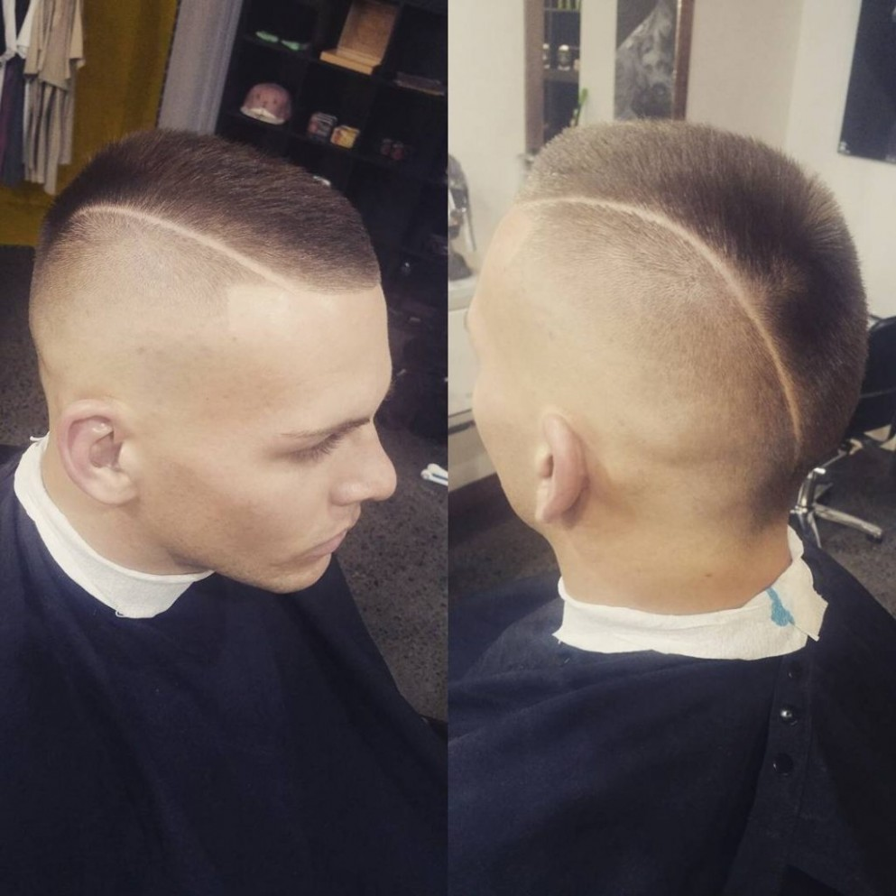 Mohawk Hairstyles: 11 Best Haircuts For Men 11 AtoZ Hairstyles Short Mohawk Hairstyles
