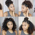 More Easy Hairstyles For Natural Curly Hair Simple Hairstyle For Curly Hair At Home