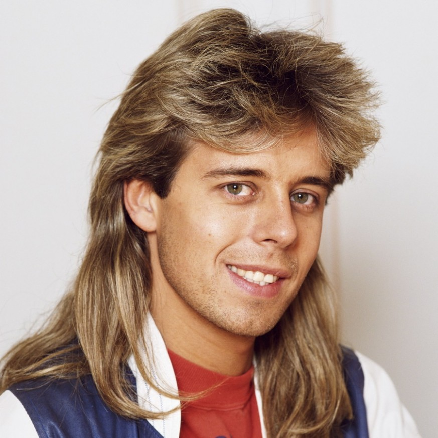 Mullets Are Making A Comeback, According To Hairstylists Man Of Many Mullet Hairstyle