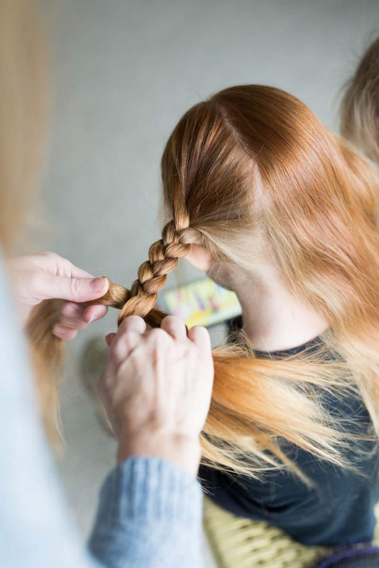 My 12 Go-To (Easy!) Little Girl Hairstyles - Everyday Reading