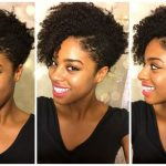 My First Tapered Natural HAIRCUT! Tapered Natural Hairstyles