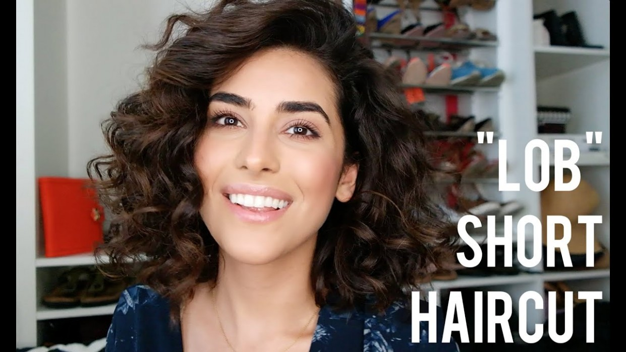 My Short Lob Haircut (Tips For Styling) Curly Lob Hairstyles