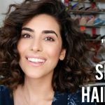 My Short Lob Haircut (Tips For Styling) Lob Haircut For Curly Hair