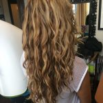 My Work Goldwell Hair Color Natural Wavy Curls