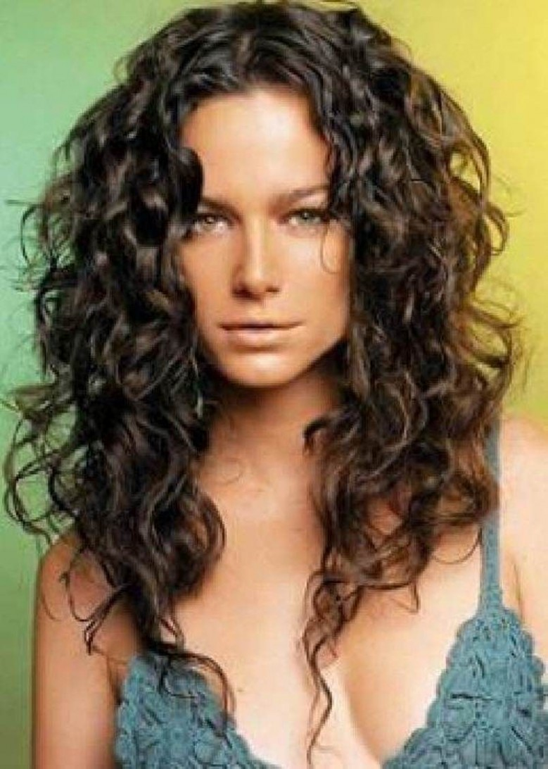 Natural Curly Haircuts How To Care The Natural Curly Hairstyle Medium Long Curly Hair