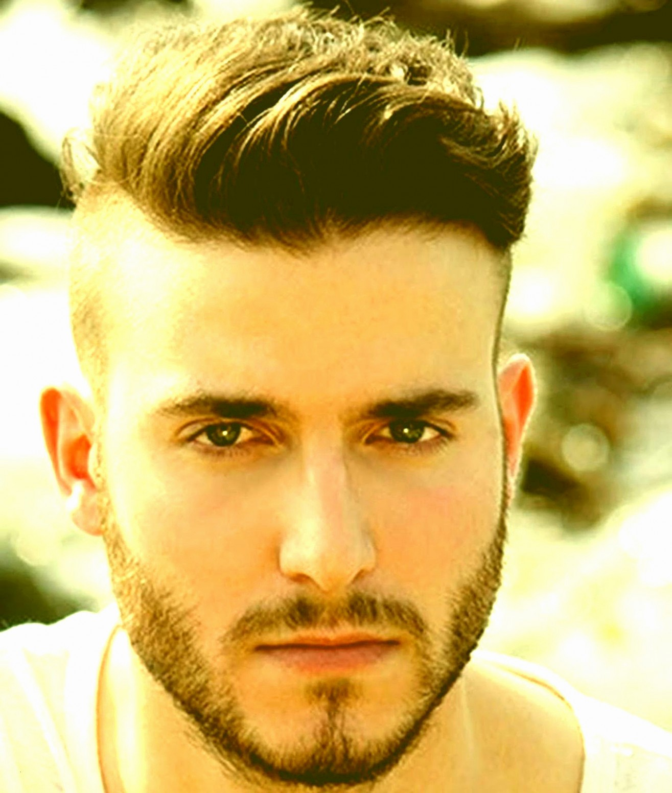 Oval Shape Hairstyles Men Fresh Best Hairstyle For Oblong Face Man Hairstyle For Long Face Men