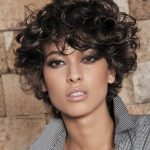 Perming Your Hair: What You Should Know Before You Get A Perm Permed Pixie Cut