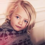 Photo For Doolittle Magazine With Franne Voigt Little Boy Long Baby Boy Long Hair Style