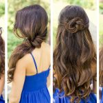 Pin By Genesis Hernandez On Hair Tutorials & How To Cute Cute Hairstyles For Girls With Long Hair