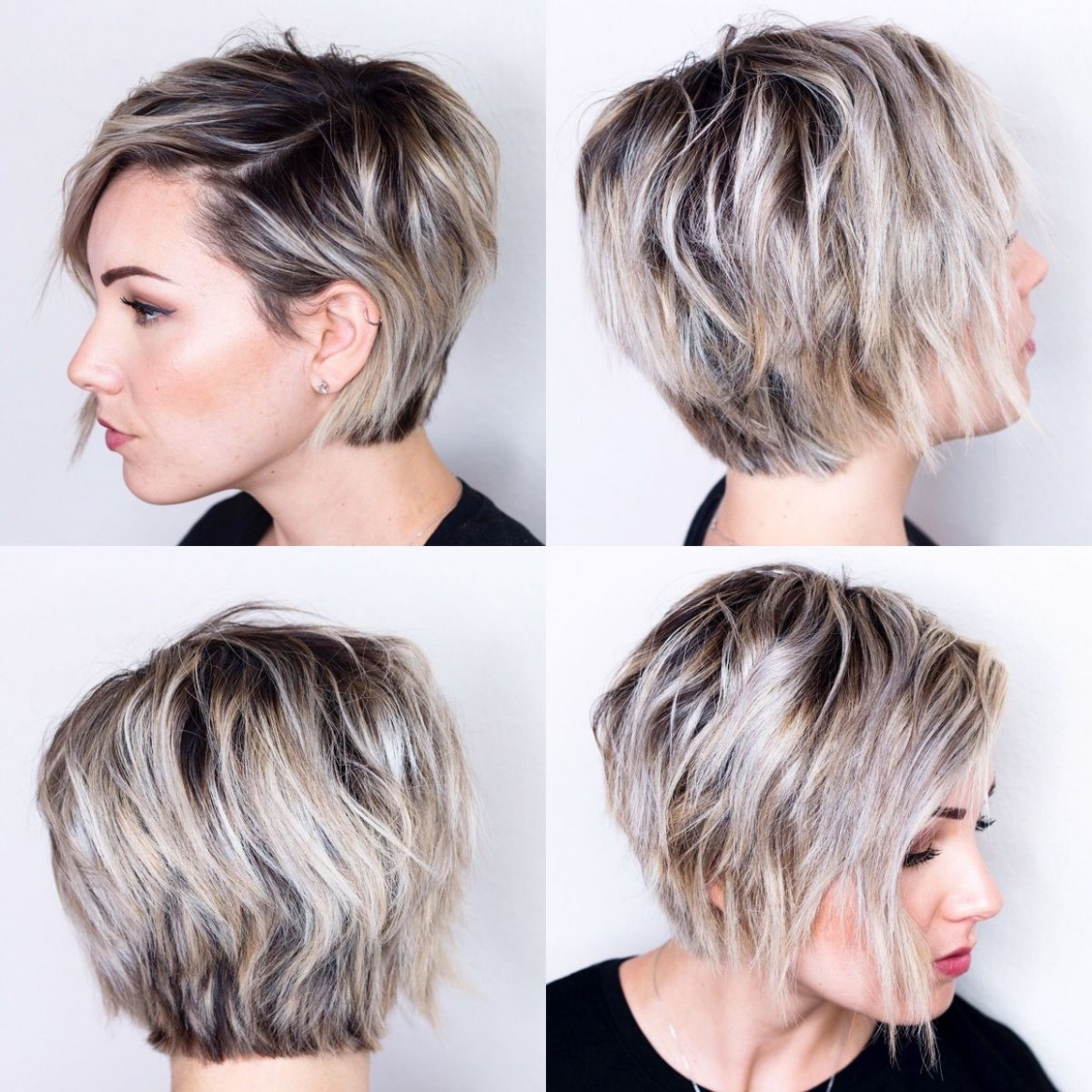Pin By Hanna Hörning On Frisuren In 10 Oval Face Haircuts Short Haircuts For Oval Faces And Thin Hair