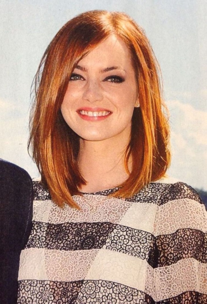 Pin On 12 12 Popular Hairstyles Medium Haircuts For Round Faces
