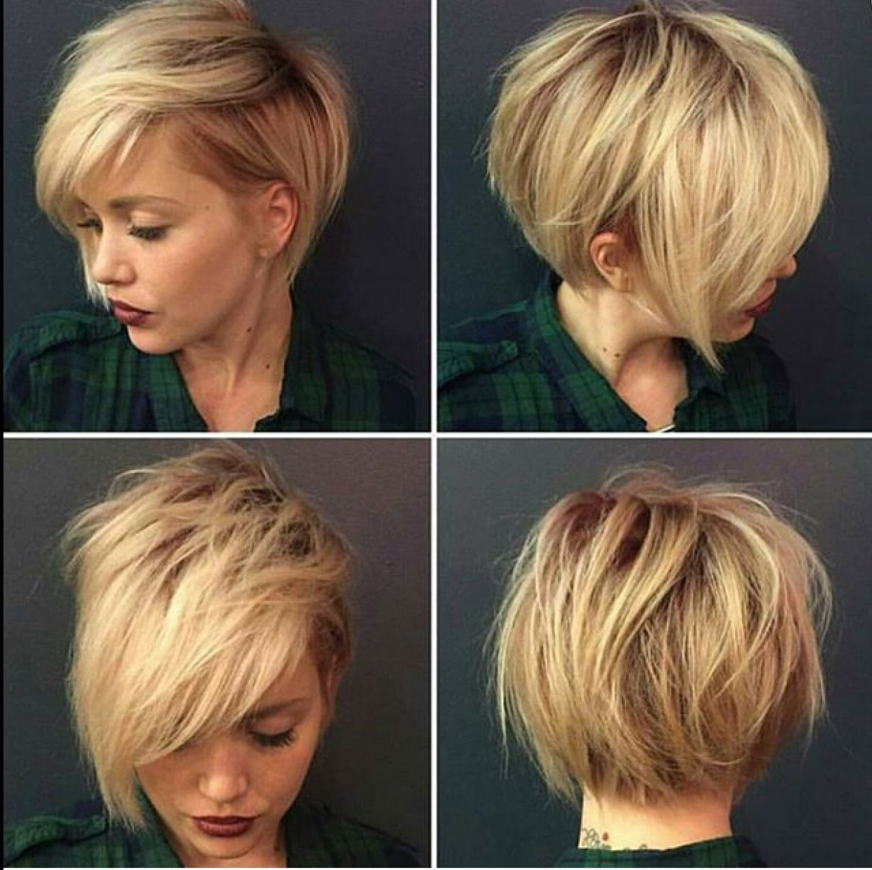 Pin On Awesome Hair Growing Out A Pixie Cut Fine Hair