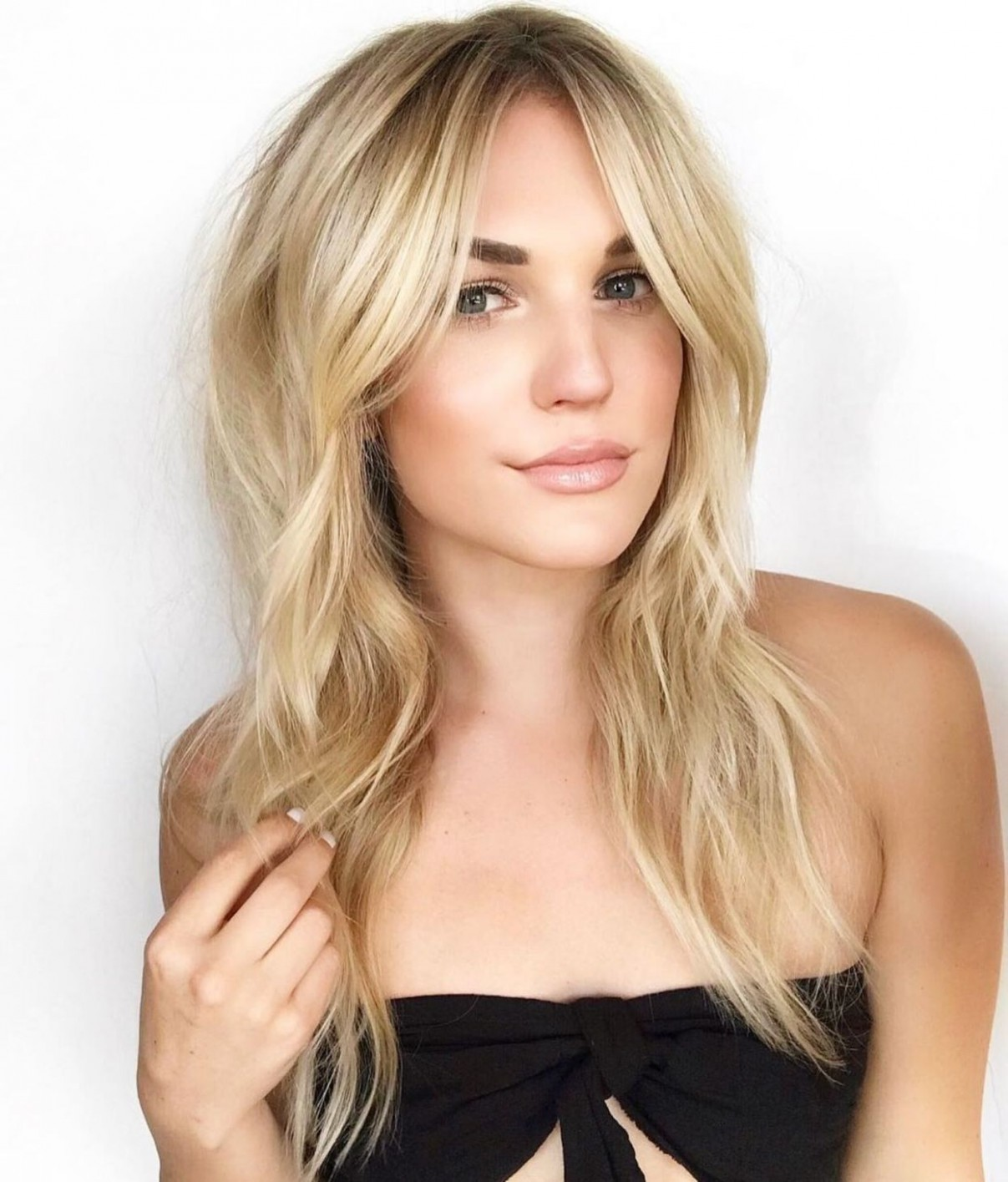 Pin On Blondes Have More Fun Fun Haircuts For Long Hair