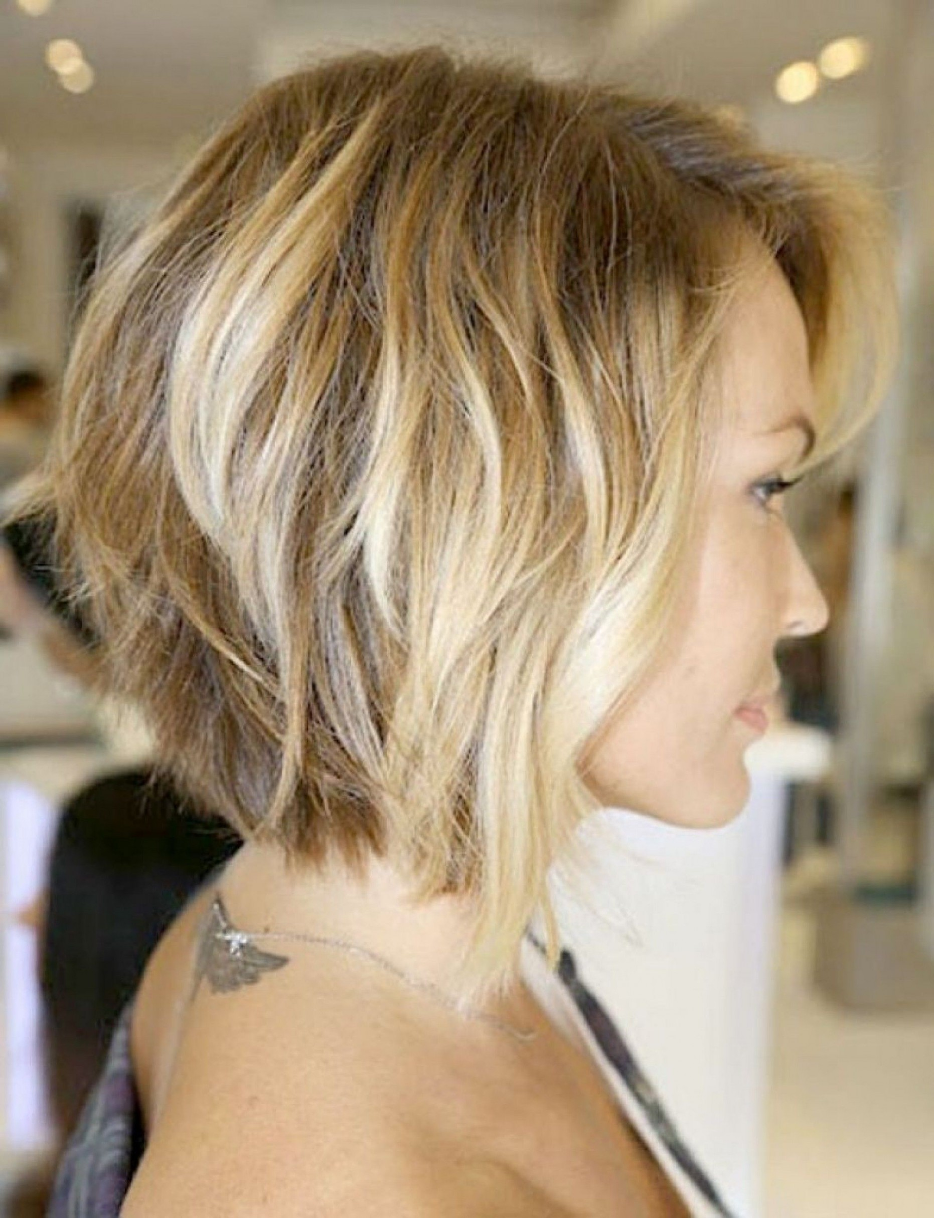 Pin On Bob Layered Bob Hairstyles For Over 40
