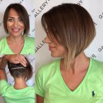 Pin On Bobs & Mid Length Cuts Inverted Bob With Side Bangs