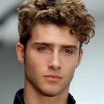 Pin On Boy's / Men's Haircuts Hairstyles For Teenage Guys With Curly Hair