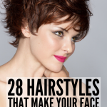 Pin On Braids & Hair Slimming Haircuts For Chubby Faces