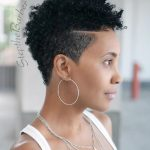 Pin On Chat Short Tapered Haircut Female