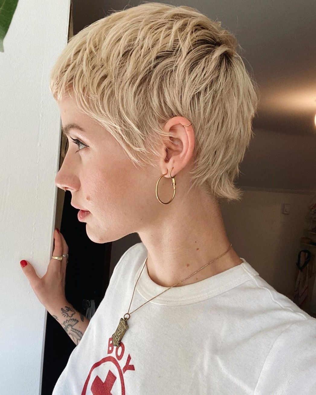 Pin On Cheveux Best Pixie Cuts 2021