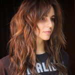 Pin On Claire Long Shaggy Hairstyles For Thick Hair
