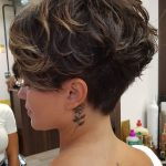Pin On Cortes Pelo Pixie Cut For Thick Curly Hair