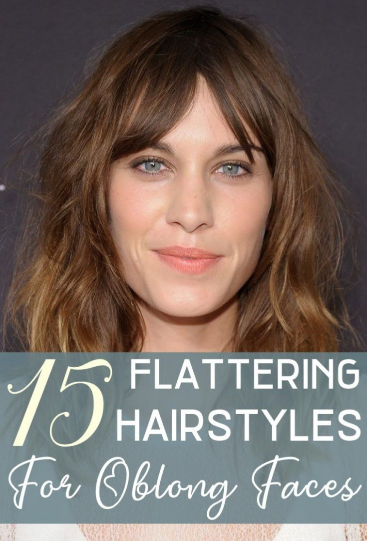 Pin On Cute Hairstyles Best Hairstyles For Oblong Faces