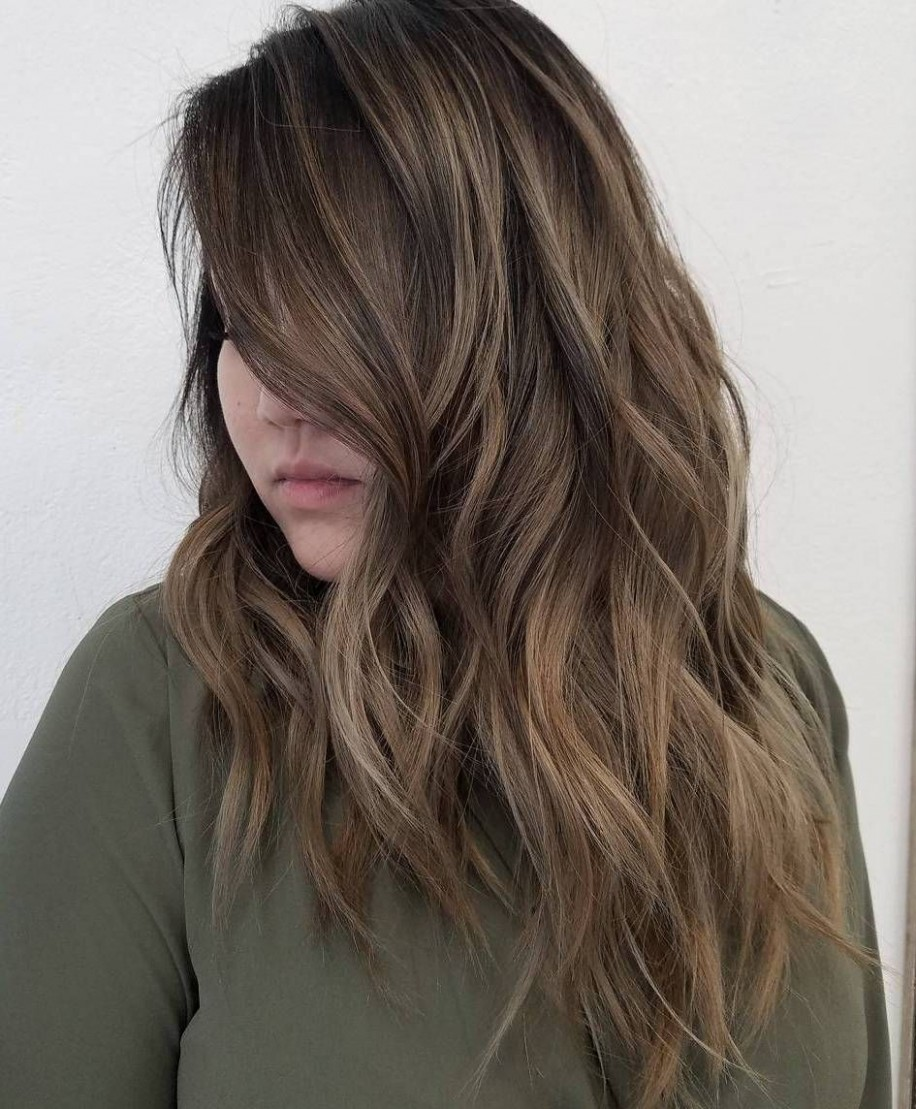 Pin On Cute Long Hairstyles Haircuts For Long Thick Wavy Hair