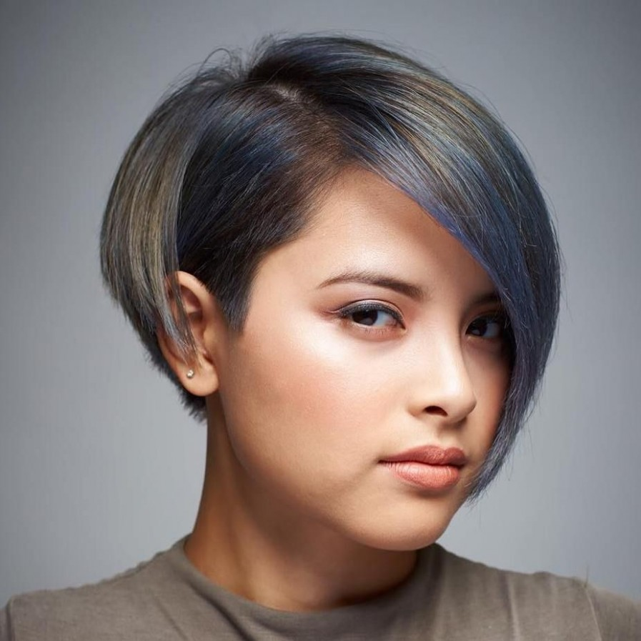 Pin On Do The Do Cute Short Hairstyles For Round Faces