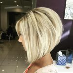 Pin On Fab Hair Blonde Inverted Bob
