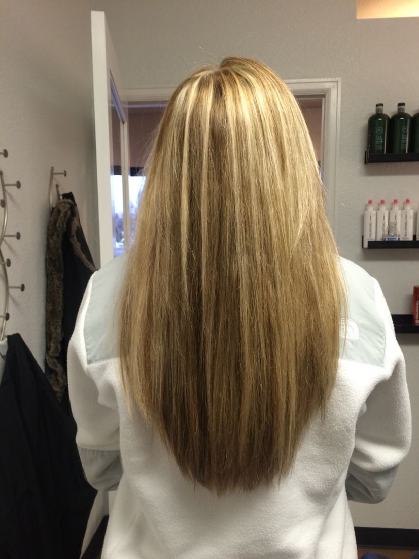 Pin On Hair And Beauty<12 U Cut For Long Hair