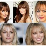 Pin On Hair Bangs For Round Face And Big Forehead