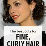Pin On Hair Best Haircuts For Fine Curly Hair