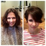 Pin On Hair Color & Style Long Hair To Pixie Cut