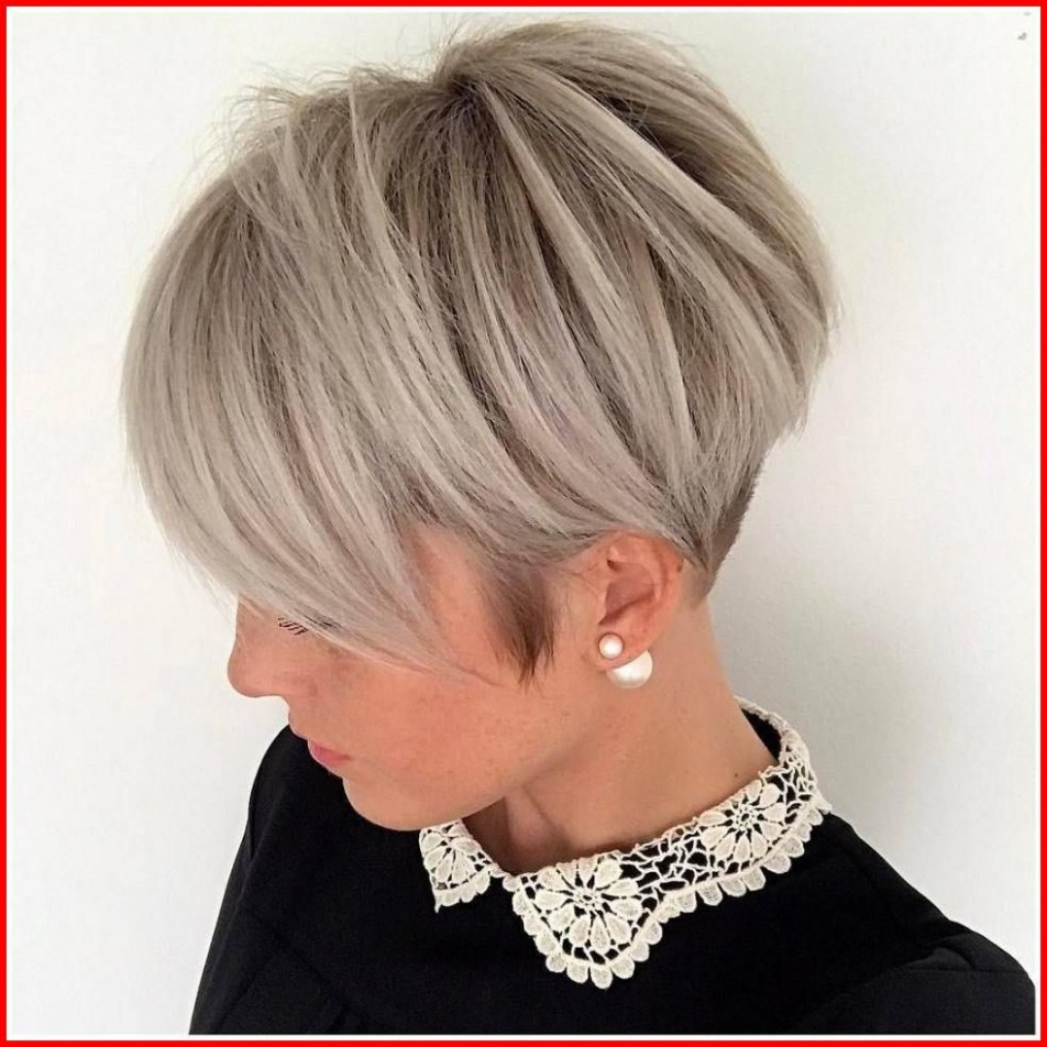 Pin On Hair Color Ash Blonde Pixie Cut