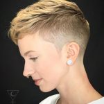 Pin On Hair Cuts Androgynous Pixie Cut