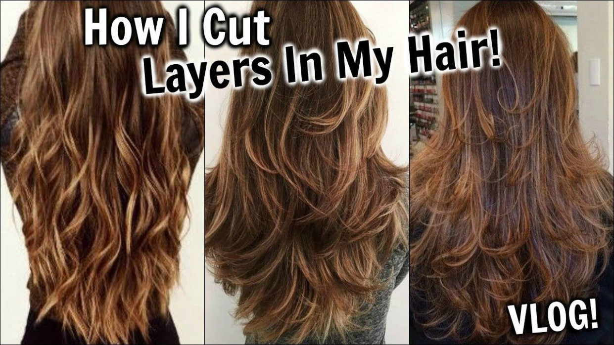 Pin On HAIR! (flow It, Show It, Long As God Can Grow It) Cutting Long Hair At Home