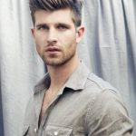 Pin On Hair Hairstyle For Long Face Men