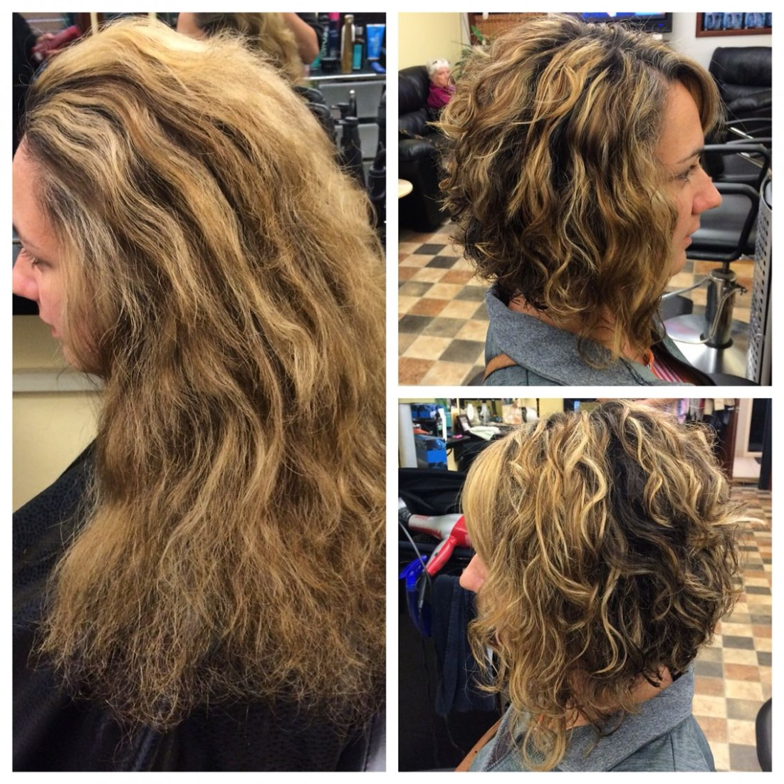 Pin On Hair Inverted Bob Curly Hair