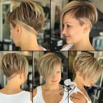 Pin On Hair Inverted Pixie Cut