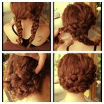 Pin On Hair<9 Easy Curly Hair Updos