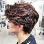 Pin On Hair Pixie Cut For Thick Curly Hair