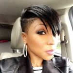 Pin On Hair Shaved Side Bob Black Hairstyles