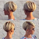 Pin On Hair Stacked Pixie Cut