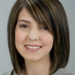 Pin On Hair Styles Best Haircut For Round Face Female