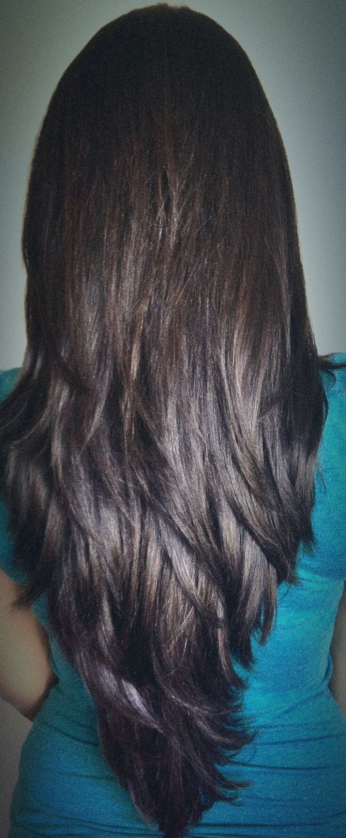 Pin On Hair Styles Cutting Layers In Long Hair