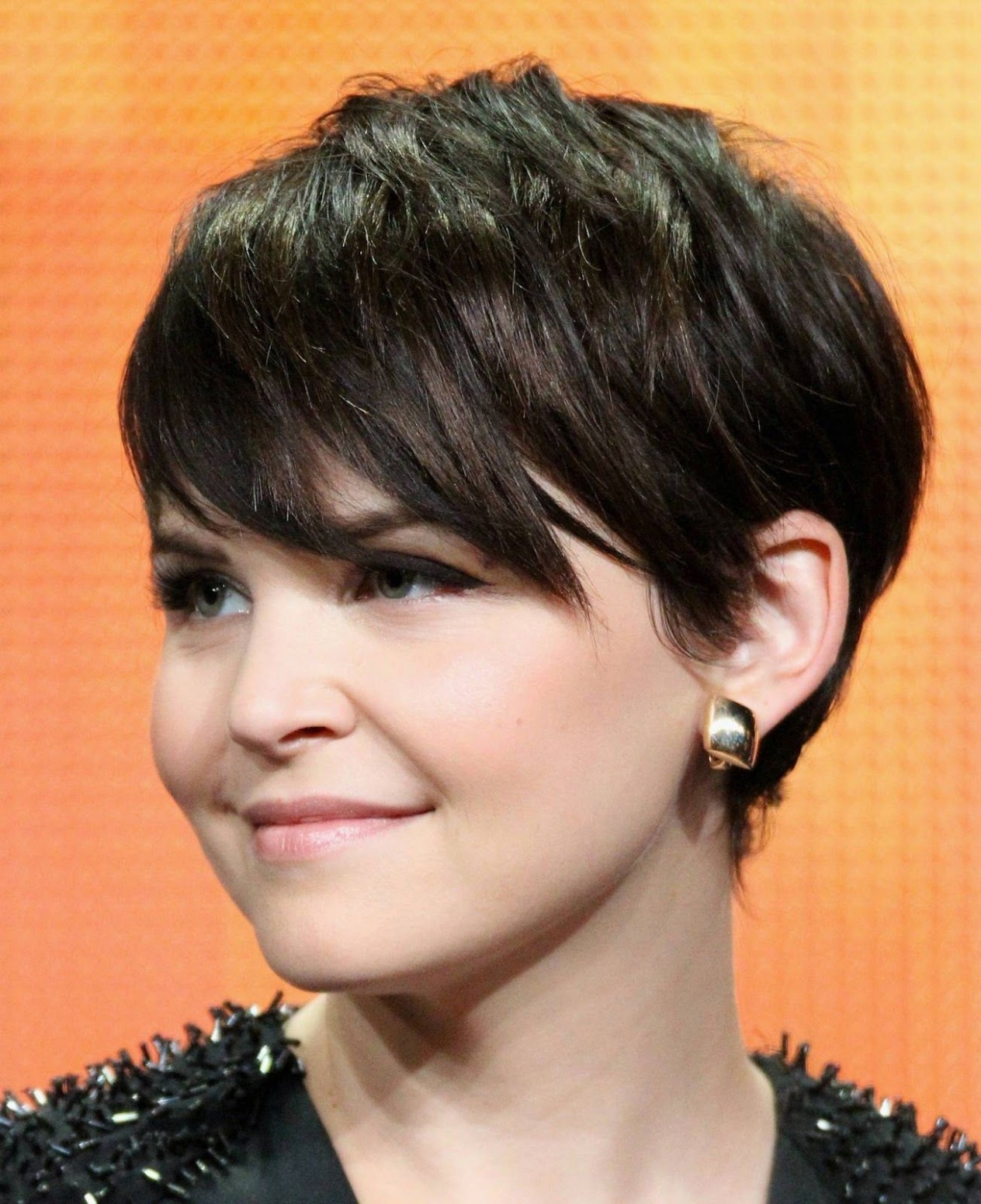 Pin On Haircuts Pixie Cut For Chubby Face