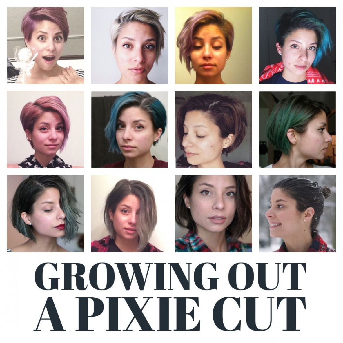Pin On Hairs Growing Out A Pixie Cut Timeline